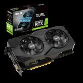 Grafička kartica PCI-E ASUS GeForce RTX 2060 Dual Evo, 6GB GDDR6