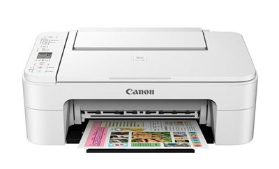 Multifunkcijski uređaj CANON Pixma TS3151, printer/scanner/copy, 1200dpi, Wi-Fi, USB, bijeli
