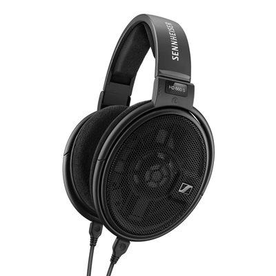 Slušalice SENNHEISER HD 660 S, crne