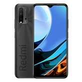 """Smartphone XIAOMI Redmi 9T, 6.53"""", 4GB, 128GB, Android 10, sivi"""