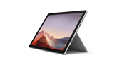"""Tablet MICROSOFT Surface PRO7, PUV-00036, 12.3"""", 8GB, 256GB SSD, Windows 10, srebrno + MS Surface Type Cover Charcoal - Pro 7"""