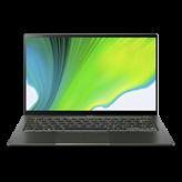 "Prijenosno računalo ACER Swift 5 NX.HXAEX.008 / Core i7 1165G7, 16GB, 512GB SSD, GeForce MX350, 14"" IPS FHD, Windows 10 Pro, zeleno"