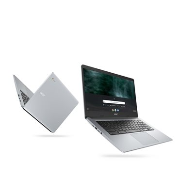 "Prijenosno računalo ACER Chromebook 315 NX.HPYEX.008 / Celeron N4020, 4GB, 64GB SSD, HD Graphics, 14"" FHD, Chrome, srebrno"