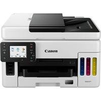 Multifunkcijski uređaj CANON Maxify GX6040, printer/scanner/copy, 1200dpi, bijelo-crni, USB, LAN, WiFi