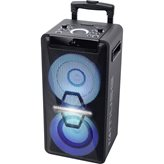 Karaoke MUSE M-1920DJ, 300W, LED, mikrofon, bluetooth