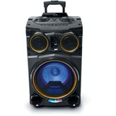 Karaoke MUSE M-1938DJ, 500W, LED, mikrofon, bluetooth