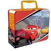 Puzzle CARS 3, u limenom koferu, 24kom