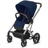 Dječja kolica CYBEX 1u1 Balios S Lux plavo - srebrna