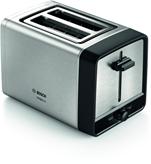 Toster BOSCH TAT5P420 DesignLine, 970W, za dva tosta, inox