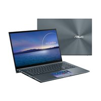 "Prijenosno računalo ASUS Zenbook Pro 15 UX535LI-OLED-WB523R / Core i5 10300H, 16GB, 512GB SSD, GeForce GTX 1650Ti 4GB, 15,6"" OLED 4K, Windows 10 Pro, sivo"