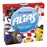 Društvena igra ALIAS HRVATSKA