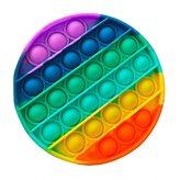 Fidget POP it - okrugli šareni