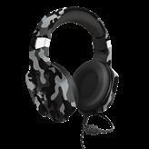 Slušalice TRUST GXT 323K CARUS, crne-camo