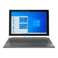 "Tablet LENOVO IdeaPad Duet 3 82HK001WSC, 10.3"", 4GB, 128GB, 5G LTE, Windows 10 Pro, tipkovnica, sivi"
