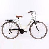 """Bicikl XPLORER gradski  ELEGANCA 28"""", bijeli"""