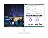 "Monitor 32"" SAMSUNG M5 Smart LS32AM501NUXEN, FHD, 250cd/m2, 3000:1, WiFi, bijeli"
