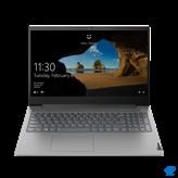 """Prijenosno računalo LENOVO ThinkBook 15p 20V3000ASC / Core i7 10750H, 16GB, 1TB SSD, GeForce GTX 1650 4GB, 15.6"""" IPS UHD, Windows 10 Pro, sivo"""