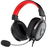Slušalice REDRAGON Icon H520, 7.1, mikrofon, crno-crvene