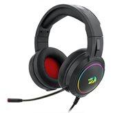 Slušalice REDRAGON Mento H270, mikrofon, crne
