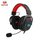 Slušalice REDRAGON Zeus X RGB, 7.1 mikrofon, crne