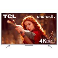 "LED TV 43"" TCL 43P725, Android TV, UHD 4K, DVB-T2/C/S2, HDMI, Wi-Fi, USB, BT - energetska klasa F"