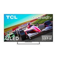 "QLED TV 50"" TCL 50C725, Android TV, UHD 4K, DVB-T2/C/S2, HDMI, Wi-Fi, USB, BT, energetska klasa G"