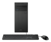 Računalo ASUS ExpertCenter D3 Tower D300TA / Core i3 10100, DVDRW, 8GB, 1000GB SATA + 256GB SSD, HD Graphics, Windows 10 Pro, tipkovnica, miš, crno