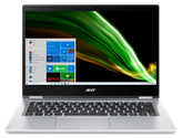 "Prijenosno računalo ACER Spin 1 NX.ABJEX.001 / Pentium N6000, 4GB, SSD 128GB, HD Graphics, 14"" multitouch FHD, Windows 10, Stylus, srebrno"