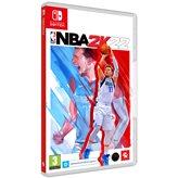 Igra za NINTENDO Switch, NBA 2K22 Standard Edition