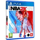 Igra za SONY PlayStation 4, NBA 2K22 Standard Edition