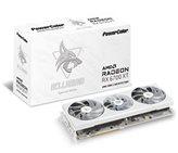 Grafička kartica PCI-E POWERCOLOR Radeon RX 6700 XT Hellhound Spectral White, 12GB GDDR6