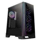 Računalo LINKS Gaming G55I / QuadCore i3 10105F, 16GB, 500GB NVMe, RX 6600XT 8GB