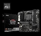 Matična ploča MSI MAG B550M Pro-VDH, AMD B550, mATX, s. AM4