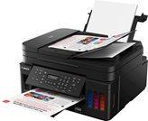 Multifunkcijski uređaj CANON Pixma G7040, printer/scanner/copy, 1200dpi, USB, WiFi, LAN, crni + 3x crna tinta