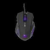 Miš WHITE SHARK GM-5006 Hannibal 2, 3200dpi, crni, USB