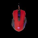 Miš WHITE SHARK GM-5006 Hannibal 2, 3200dpi, crveni, USB