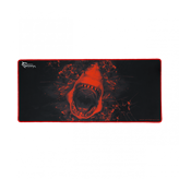 Podloga za miš, WHITE SHARK GMP-1899 Skywalker XL, crno-crvena