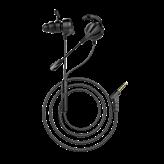 Slušalice WHITE SHARK GE-537 Blackbird, in-ear, crne