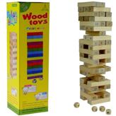 Drvena Jenga – 48 komada
