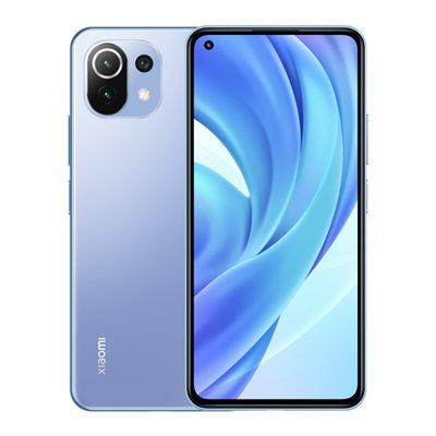 """Smartphone XIAOMI MI 11 Lite, 6.55"""", 6GB, 128GB, Android 11, plavi"""