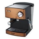 Aparat za kavu ADLER AD4404O, espresso 850W, narančasti