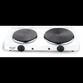 Električno kuhalo ADLER AD6504, 2250W, dvostruko