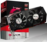 Grafička kartica PCI-E AFOX Radeon RX 560, 4GB DDR5