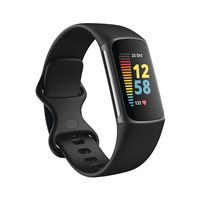 Narukvica FITBIT Charge 5 Black/Graphite, HR, GPS, Fitbit pay