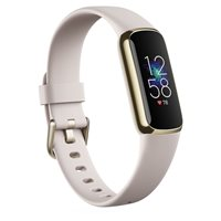 Narukvica FITBIT Luxe Gold/White, HR, GPS