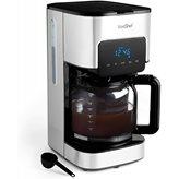 Aparat za filter kavu VONSHEF, digitalni, 900W, 1.5 l, staklena posuda, inox