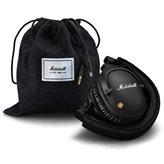 Audio slušalice MARSHALL MONITOR A.N.C, bluetooth, crne