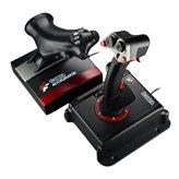 Joystick FLASHFIRE Cobra V5 Hotas Combo, USB, crni