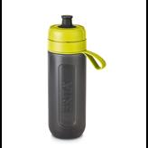 Boca za vodu BRITA Active, 0,6l, s jednim filterom, žuta/zelena