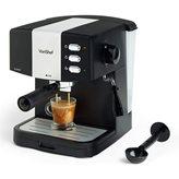 Aparat za kavu VONSHEF 2000098, espresso, 850W, 1.5 l, crni